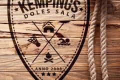 Kempinga Doles sala Logo