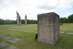 Salaspils memoriāla karātavu vieta