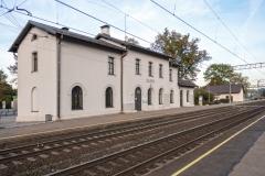 Dzelzceļa stacija I