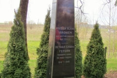 Sarkanās armijas karavīru kapi II