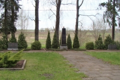 Sarkanās armijas karavīru kapi